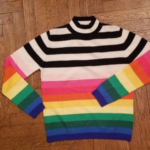 Striped cashmere sweater by Jumper from.England